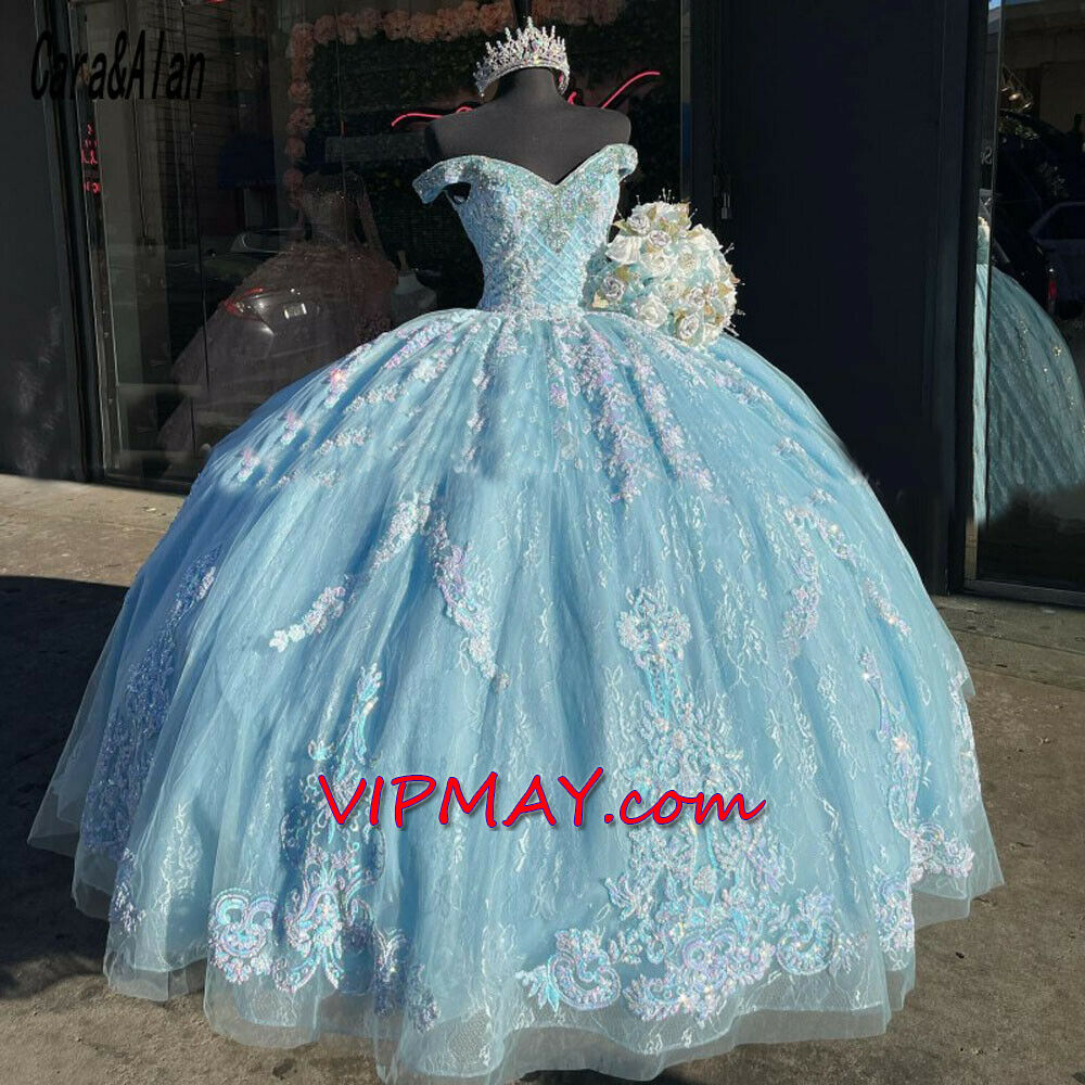 light blue quinceanera dress,baby blue quinceanera dress,places to find quinceanera dress,lace quinceanera dress,quinceanera dress with bling,organza quinceanera dress,off shoulder quinceanera dress,sweet 16 dress quinceanera dress,puffy sweet 16 dress,beaded top quinceanera dress,quinceanera dress without train,