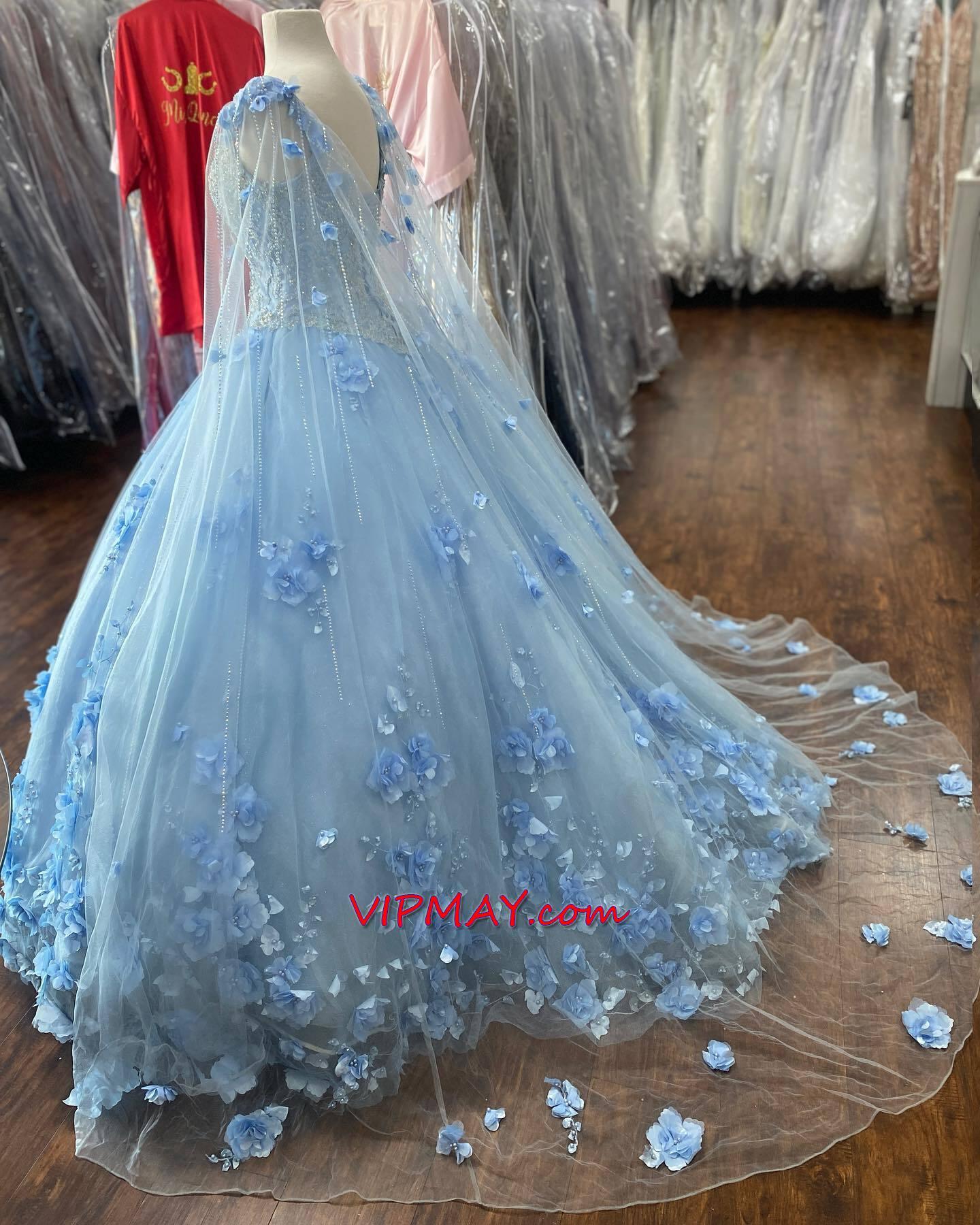 light blue quinceanera dress,baby blue quinceanera dress,quinceanera dress with 3d flowers,glitter cape quinceanera dress,quinceanera dress with cape,pretty quinceanera dress tumblr,pretty puffy quinceanera dress,beaded top quinceanera dress,