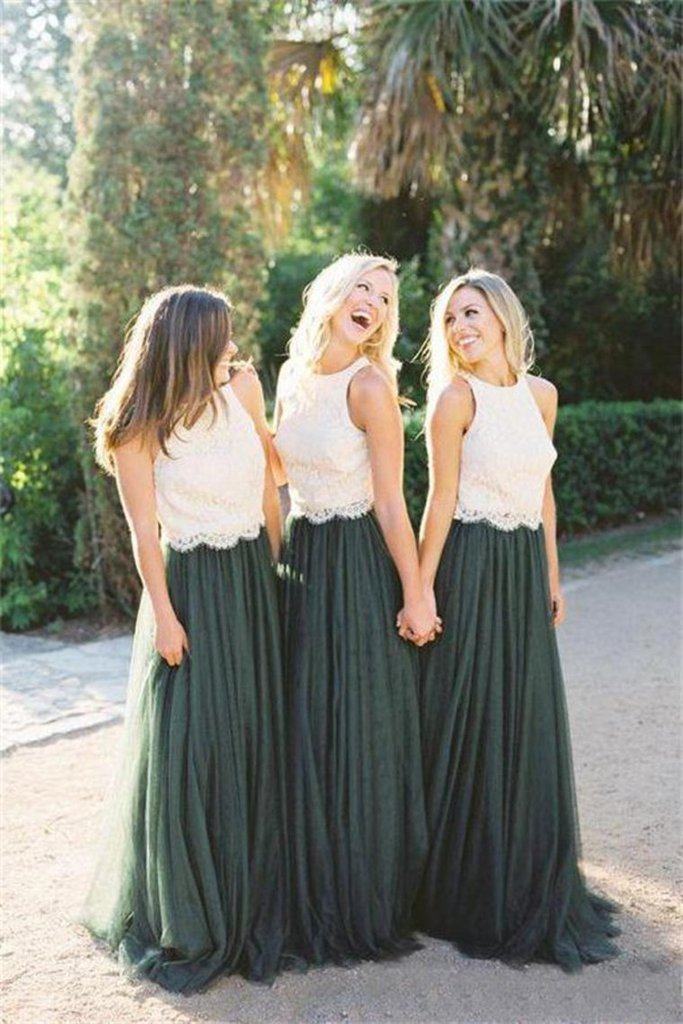 two piece mother of the bride gowns,two piece bridesmaid dress,lace and chiffon mother of the bride dress,lace and chiffon bridesmaid dress,bridesmaid dress under 100,high neck lace bridesmaid dress,