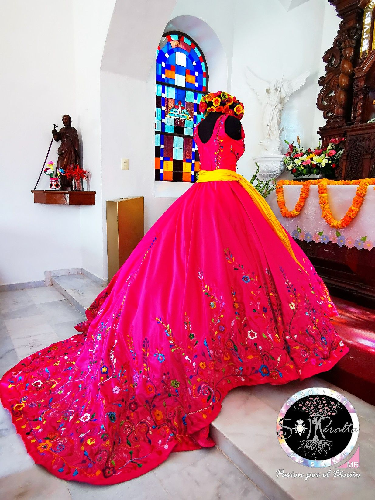 2021 quinceanera dress,quinceanera dress with train,quinceanera dress western theme,mexico themed quinceanera dress,quinceanera dress from mexico city,hot pink quinceanera dress,modern mexican quinceanera dress,mexican themed quinceanera dress,