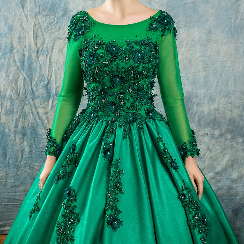 teal quinceanera dress,green sweet 16 dress,quinceanera dress greenville sc,long sleeve quinceanera dress a line,long sleeve special occasion dress,quinceanera dress long sleeves,satin quinceanera dress,quinceanera dress with 3d flowers,sweet 16 dress under 200,cheap quinceanera gown under 200 dollars,lace up back quinceanera dress,